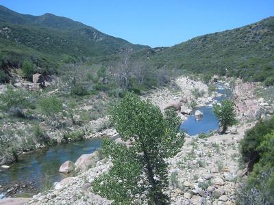 annabarr: Sespe Wilderness, Los Padres NF - May 14-15, 2005 &emdash; more-valley
